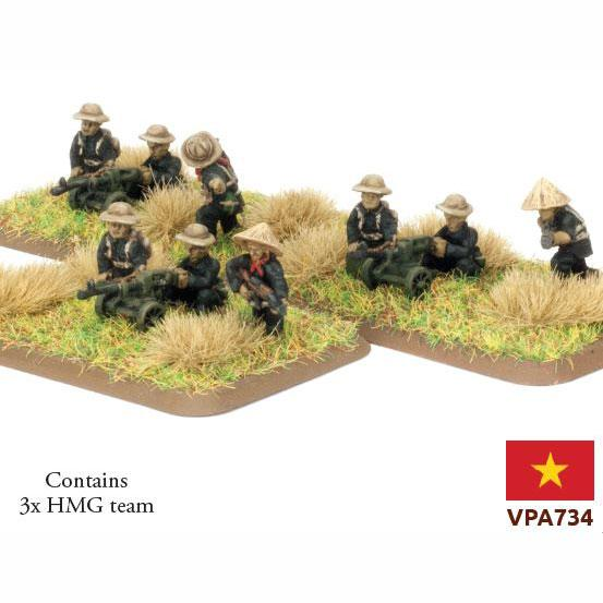 VPA734 Local Forces Machine-gun Platoon Battlefront- Blitz and Peaces