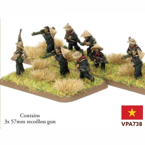 VPA738 Local Forces Recoilless Gun Platoon Battlefront- Blitz and Peaces