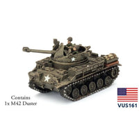 VUS161 M42A1 Duster Battlefront- Blitz and Peaces