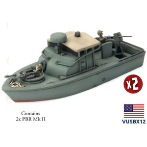VUSBX12 Patrol Boat Battlefront- Blitz and Peaces