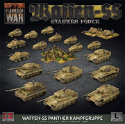 GEAB19 Waffen-SS Panther Kampfgruppe Battlefront- Blitz and Peaces