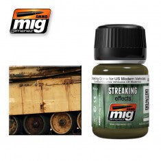 STREAKING GRIME FOR US MODERN VEHICLES MIG- Blitz and Peaces