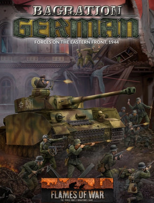 FW267 Bagration: German Sourcebook