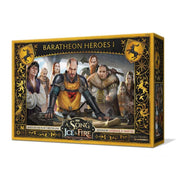 Baratheon Heroes 1 - Pre-order CMON- Blitz and Peaces