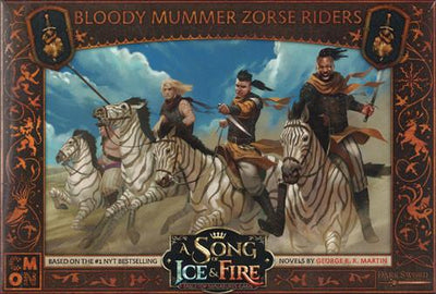 Bloody Mummers Zorse Riders - Pre-order CMON- Blitz and Peaces