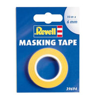 Revell Masking Tape 10m x 6mm Revell- Blitz and Peaces
