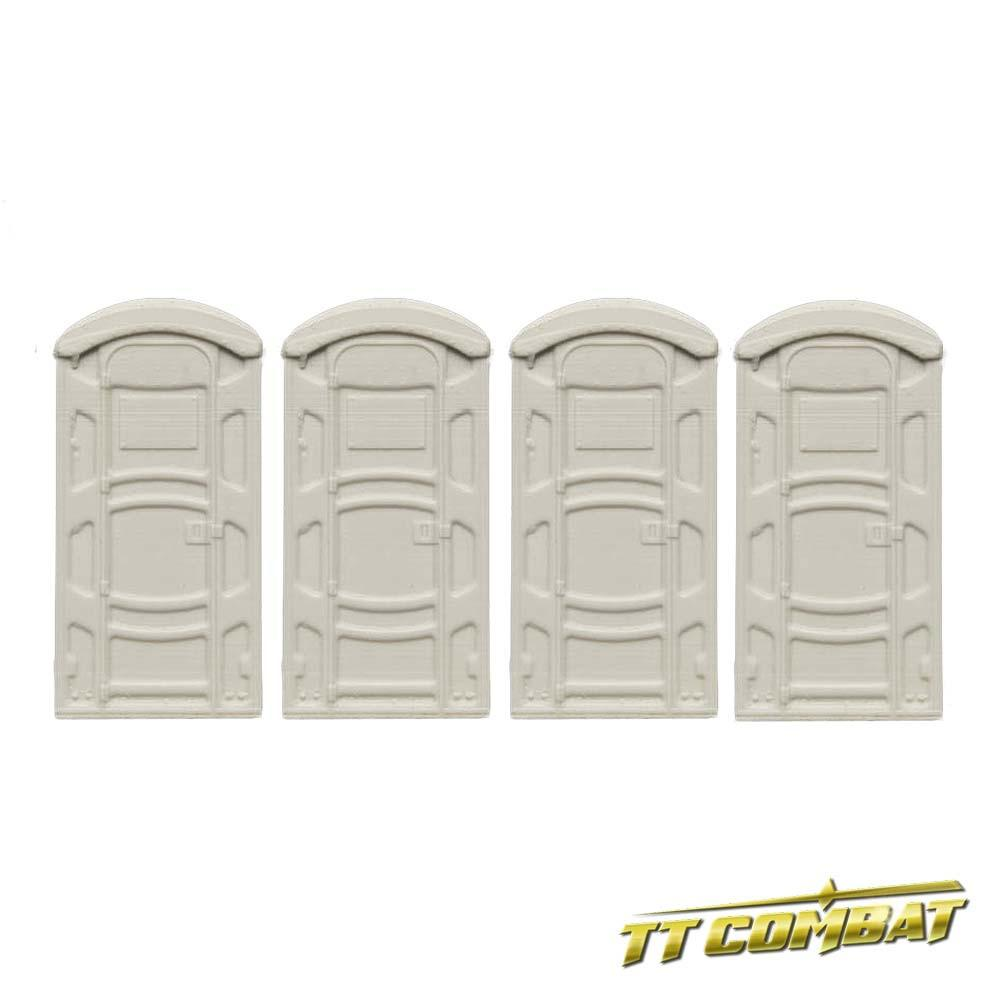Portable Toilets Set TTCombat- Blitz and Peaces
