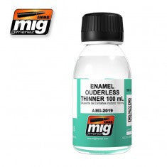 ENAMEL ODOURLESS THINNER 100 ML MIG- Blitz and Peaces