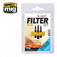 Filter Set for Winter and UN Vehicles MIG- Blitz and Peaces