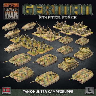 GEAB20 Tank Hunter Kampfgruppe army deal