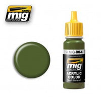RAL 6011 B RESEDAGREEN MIG- Blitz and Peaces