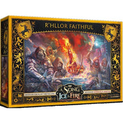 R'hllor Faithful - Pre-order CMON- Blitz and Peaces
