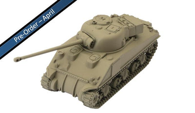 WOT18 Expansion: Sherman VC Firefly