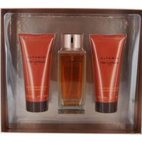 Altamir Edt Spray & Aftershave Balm & All Over Shampoo-Fragrances & Perfumes-Ted Lapidus-Poshlin