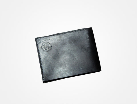 Heel the World Leather Wallet