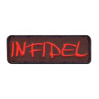 Infidel Patch - Brown