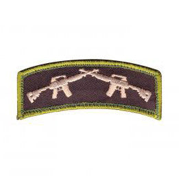 Crossed Rifles Patch