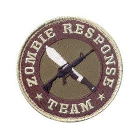 Zombie Response Team Patch