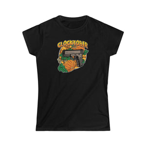 Shooter Zoo - Glocktober Women's Tee