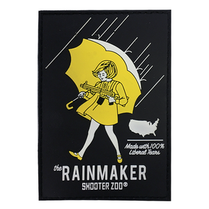 Shooter Zoo - Rainmaker Patch