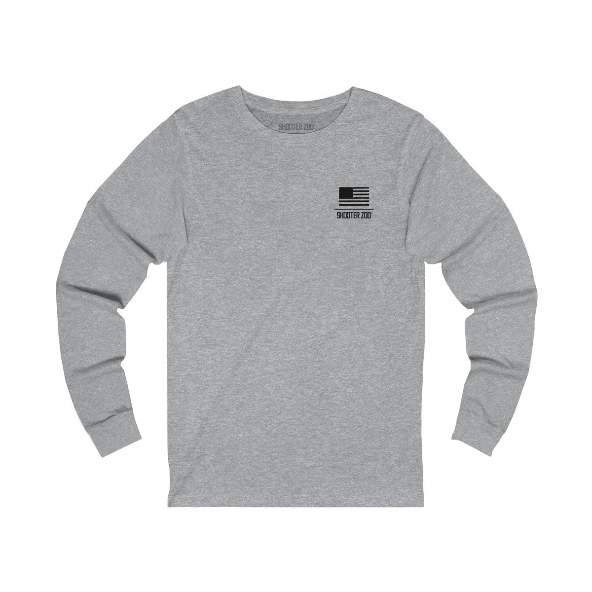 cf28f0a4d1ed97 Shooter Zoo - Liberty Tree Long Sleeve Tee - ZOO TACTICAL