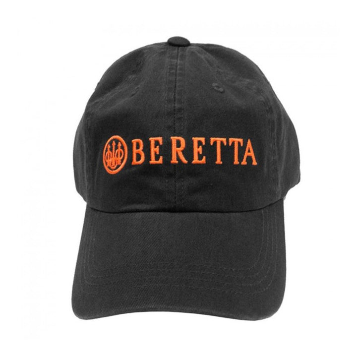 Beretta Cotton Twill Hat - Charcoal