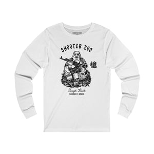 Shooter Zoo - Tough Luck Buddha Long Sleeve Tee