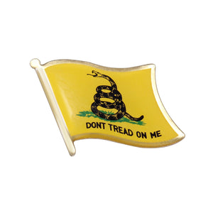 Zoo Tactical - Rothco Don't Tread On Me Pin
