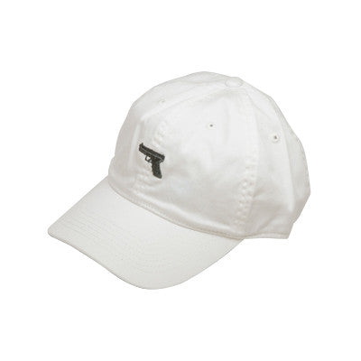 Glock - Perfection Relaxer Hat - White