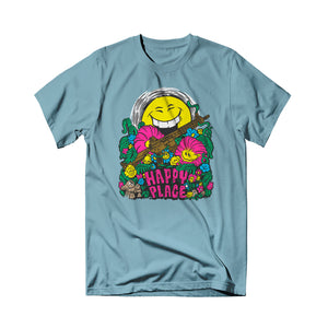 Shooter Zoo - Happy Place Tee