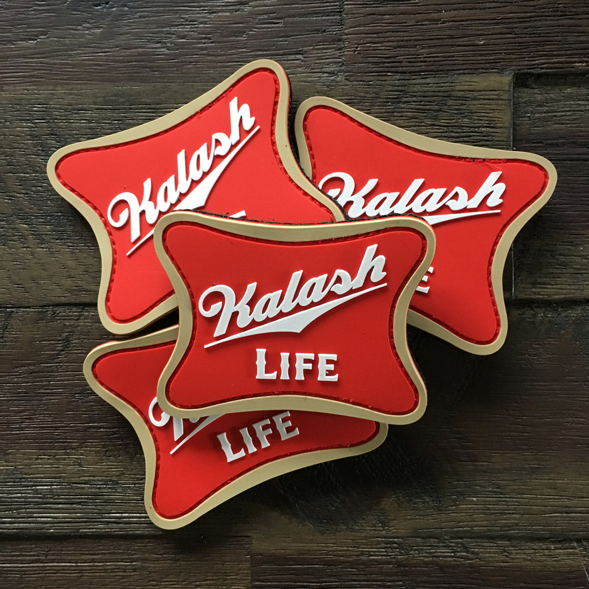 Kalash Life Patch