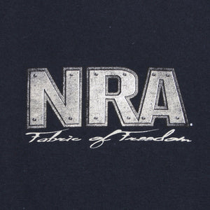 NRA - Fabric Freedom Tee - Navy