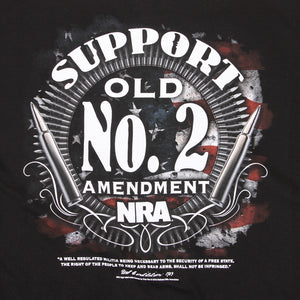 NRA - Old No. 2 Tee - Black