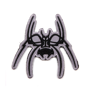Spike's Tactical - Spider Patch - Black/Gray