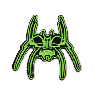 Spike's Tactical - Spider Patch - Green/Black