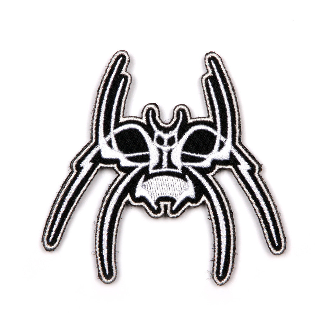 Spike's Tactical - Spider Patch - White/Black