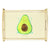 Serviertablett Avocado Happy