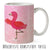 Kindertasse Flamingo Yoga