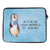 20 x 28 Notebook Tasche Pinguin Lolli