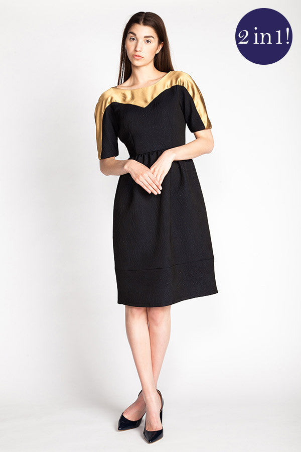 Leotie Midi Dress (last copy available in print)