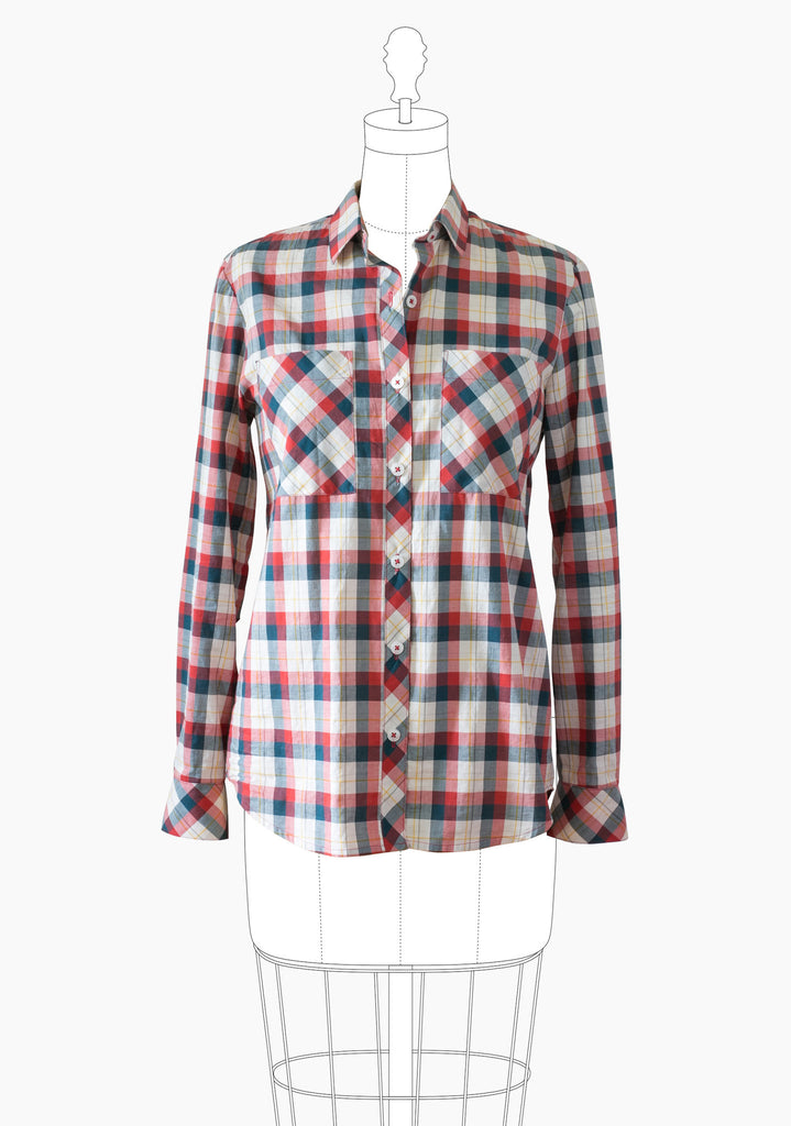 Archer Button Up Shirt