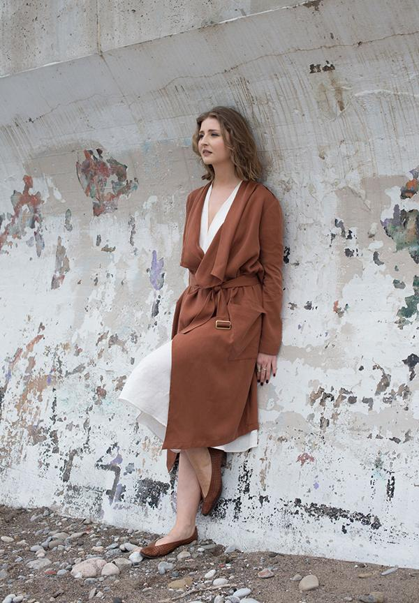 Ulysses Trench Coat