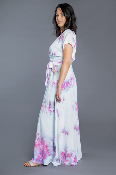Elodie Wrap Dress