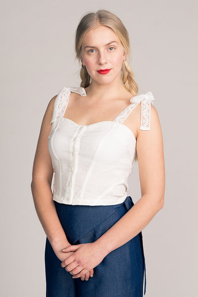 Grace Corset Top (last copy in print)