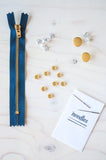 Fly Front Jeans-Making Kit
