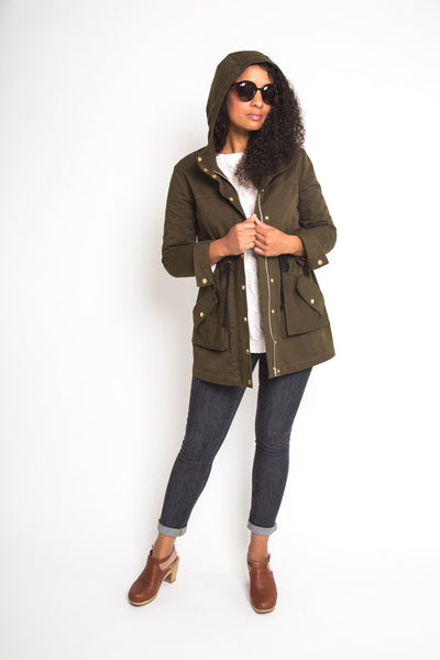 Kelly Anorak Jacket