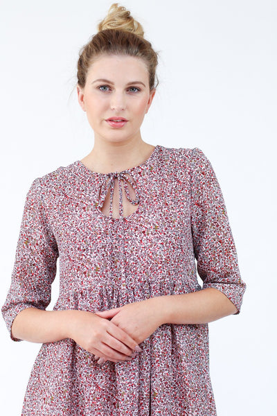 Sudley Dress & Blouse