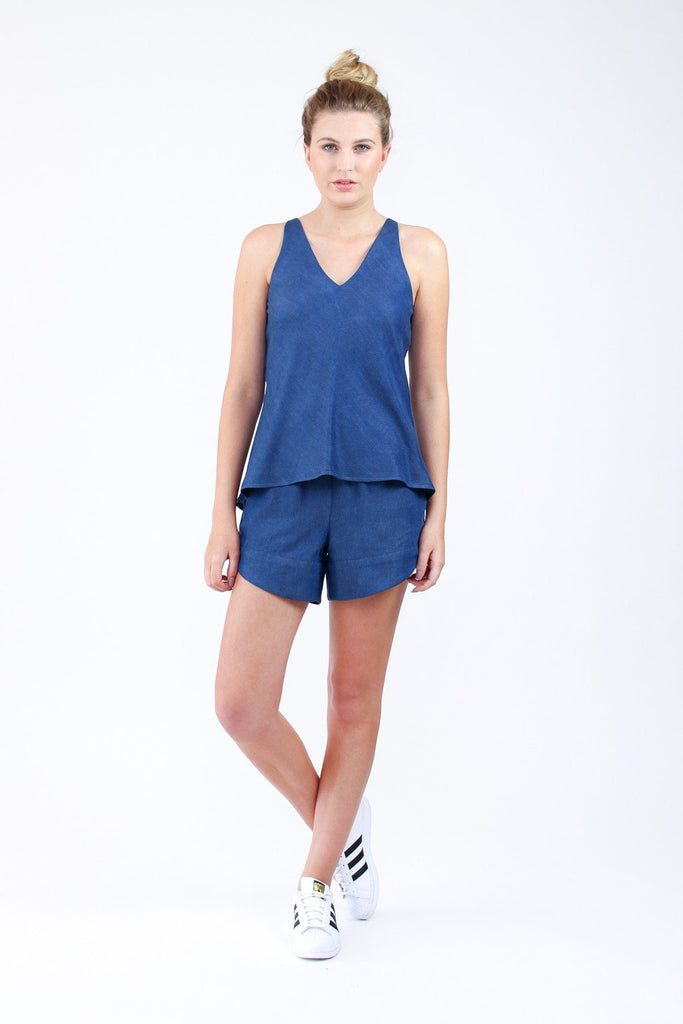 Reef Camisole & Shorts Set