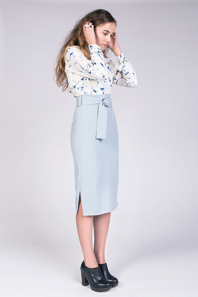 Pulmu High-waisted Pencil Skirt (last copy in print)