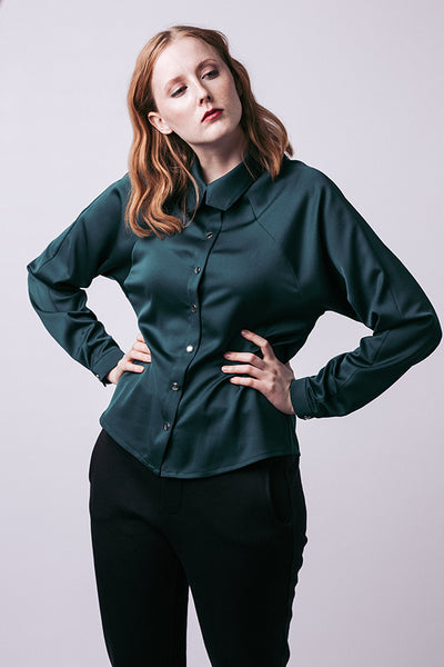 Stella Raglan Shirt & Shirtdress (last copy in print)